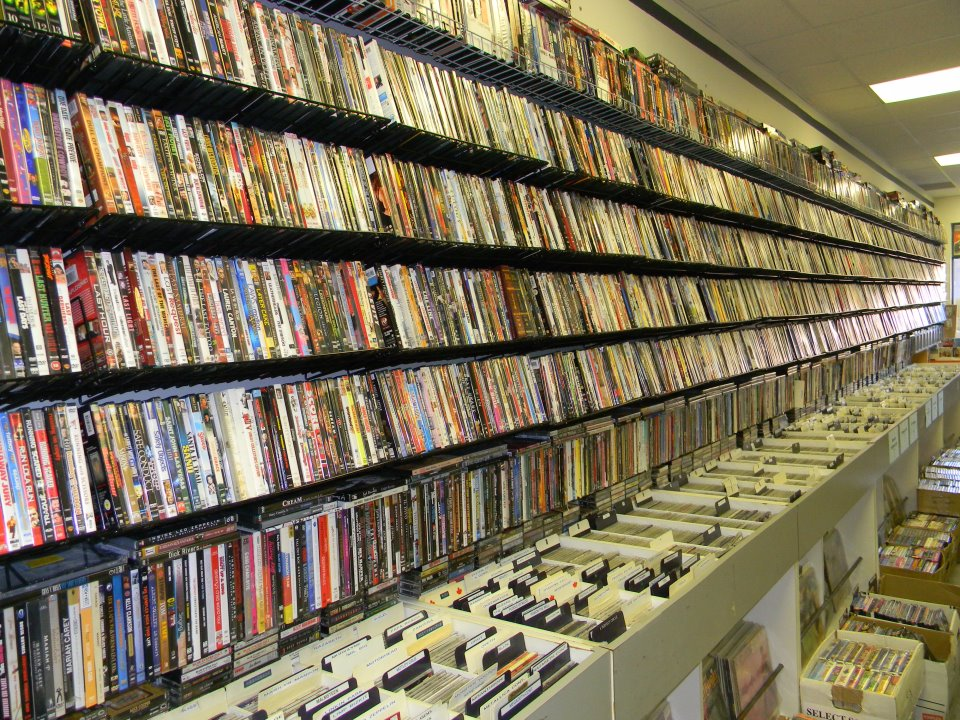 Cds Dvds Amp Blu Rays Select Sounds Bedford Ns